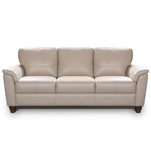 Belfast Italian Leather Sofa Collection - Various Options - The Furniture Mega Store