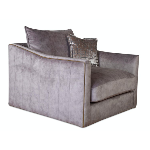 Emperor Armchair Choice Of Fabrics - The Furniture Mega Store