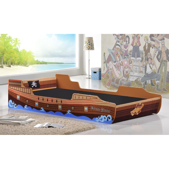 Pirate Ship Bed Single