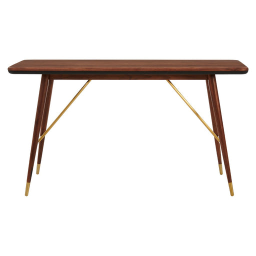 Kenso Walnut Console Table - The Furniture Mega Store