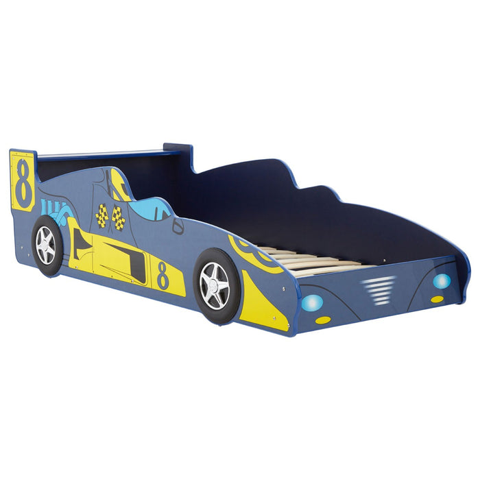 Kids Racing Car Bed - The Furniture Mega Store