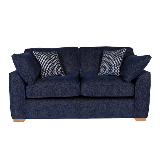 Lorna Fabric Sofa Bed - Choice Of Fabrics & Feet