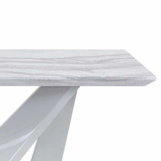 MARBLE CONSOLE TABLE - THE FURNITURE MEGASTORE
