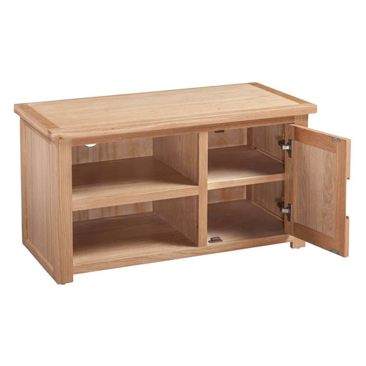 Romsey Solid Oak TV Cabinet