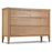 HARKUTA OAK CHEST DRAWERS