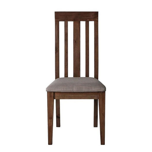 Cookham Dining Chairs Oak ( set of 2 ) - The Furniture Mega Store