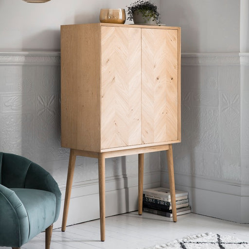 Milano 2 Door Cocktail Cabinet