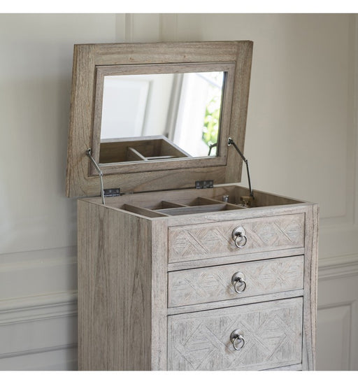 Mustique 5 Drawer Lingerie Chest - The Furniture Mega Store