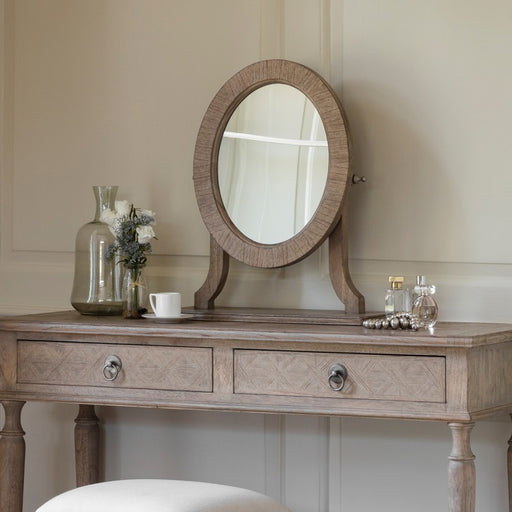 Mustique Dressing Table Mirror - The Furniture Mega Store