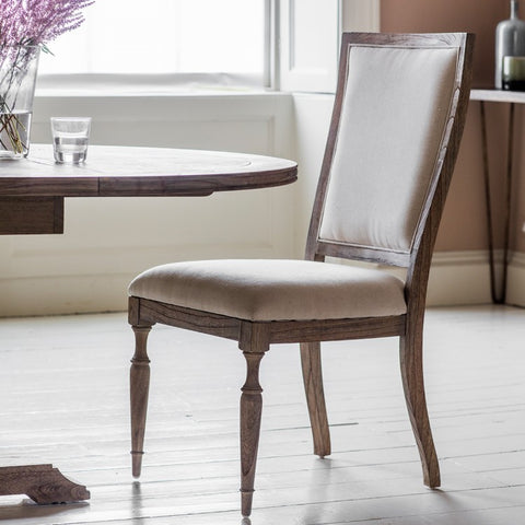 Mustique Upholstered Dining Chair