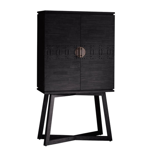 Bohemian Boutique Cocktail Cabinet - Drinks Cabinet - The Furniture Mega Store