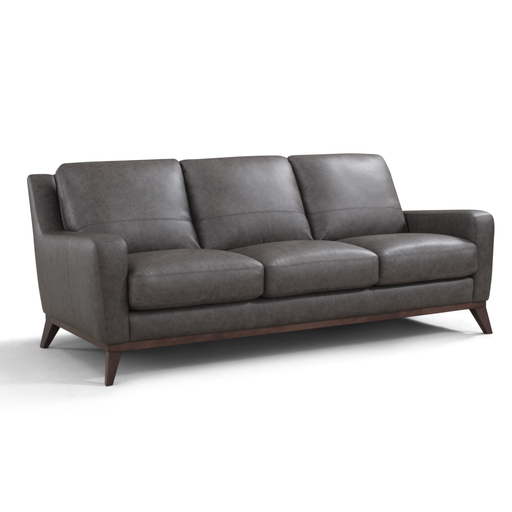 Cody Italian Leather Sofa & Chair Collection - Various Options - The Furniture Mega Store