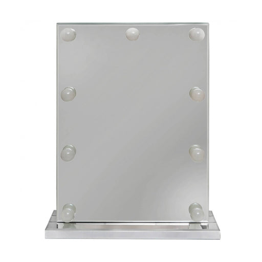 Classic Mirrored Broadway 9 Light Vanity Mirror - The Furniture Mega Store