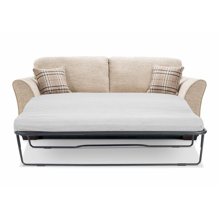 Charlotte Sofa Bed - Choice Of Scatter or Standard Back - Choice Of Fabrics