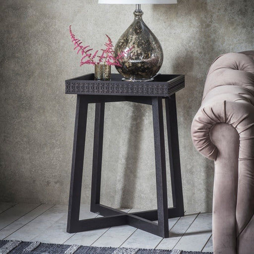 Bohemian Boutique Side Table - Lamp Table