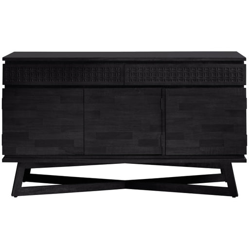Bohemian Boutique 3 Door / 2 Drawer Sideboard - The Furniture Mega Store