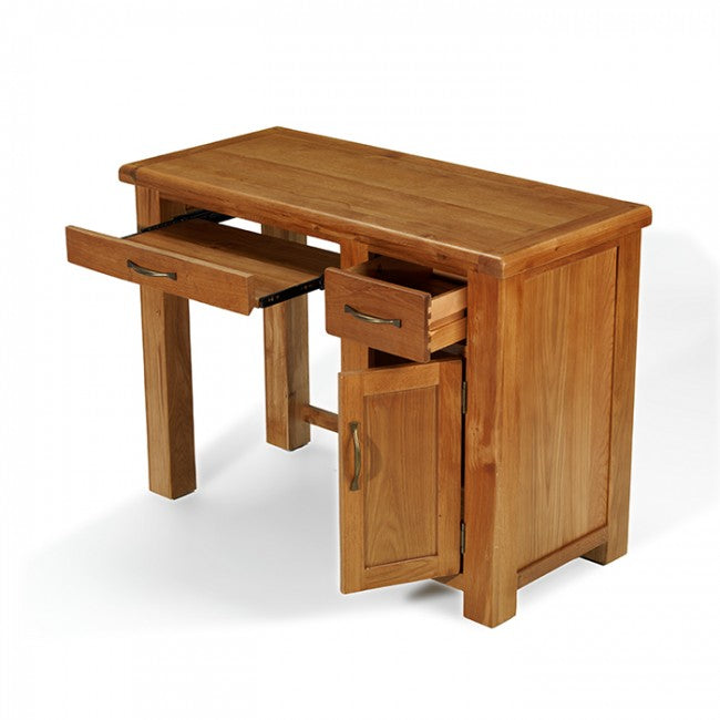 Earlswood Oak Single Desk