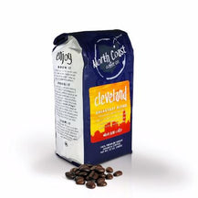 North Coast Cleveland Breakfast Blend, Whole Bean, 12oz - Caruso's Coffee, Inc.