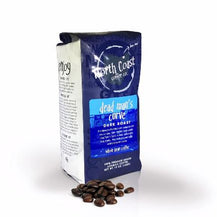 North Coast Dead Man's Curve Dark Roast, Whole Bean, 12oz - Caruso's Coffee, Inc.