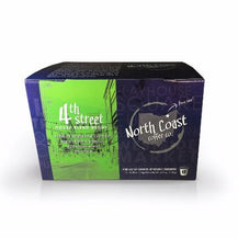 North Coast 4th Street House Blend Decaf, Single-Serve - Caruso's Coffee, Inc.