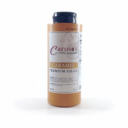 Caruso's Coffee Caramel Sauce - Caruso's Coffee, Inc.