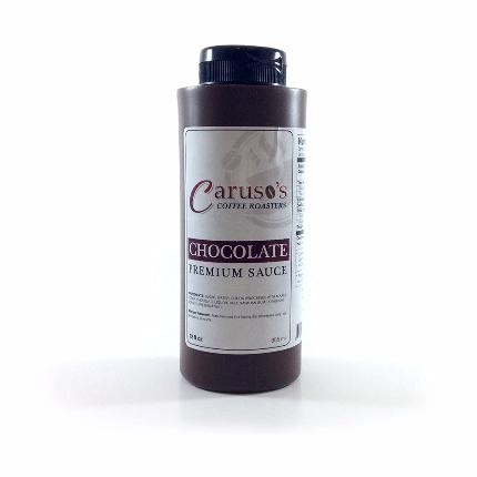 Caruso's Coffee Chocolate Sauce - Caruso's Coffee, Inc.