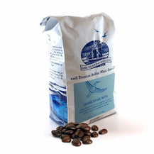 Erie Island Coffee: Jamaican Me Nuts, Whole Bean Coffee, 2lb - Caruso's Coffee, Inc.