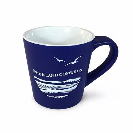 Erie Island Ceramic Mug - Caruso's Coffee, Inc.