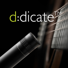 d:dicate™ Recording Microphones