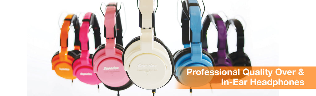 Headphones Superlux