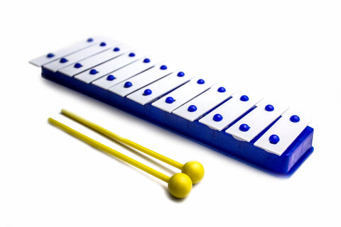 ProKussion Blue Toy  12 Key Glockenspiel