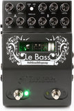 Two Notes Le Bass - 2-channel Tube Bass Preamp - 1to1 Music