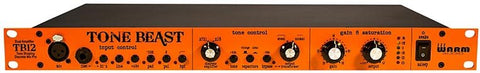 Warm Audio TB12 'Tone Beast' Tone Shaping Microphone Preamplifier - 1to1 Music