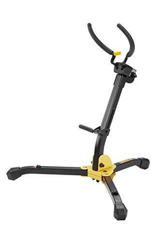 Hercules DS630BB Alto/Tenor Saxophone Stand With Auto Grip System - 1to1 Music