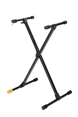 Hercules KS118B Single X Keyboard Stand - 1to1 Music