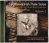TRADITIONAL IRISH FLUTE SOLOS - The Turoe Stone Collection Vol 2 CD - 1to1 Music
