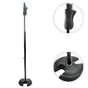 Hercules MS201B Microphone Stand - 1to1 Music