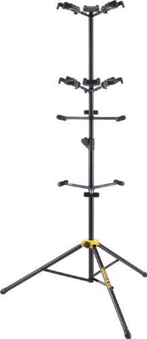 Hercules Stands Hercules GS526B 6-Way Multi Guitar Rack Stand - 1to1 Music