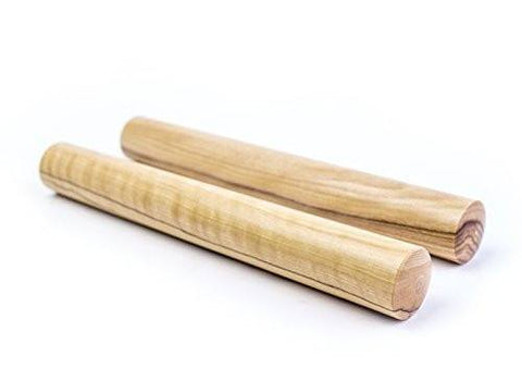 ProKussion Cocus Wood Maple Percussion Claves - 1to1 Music
