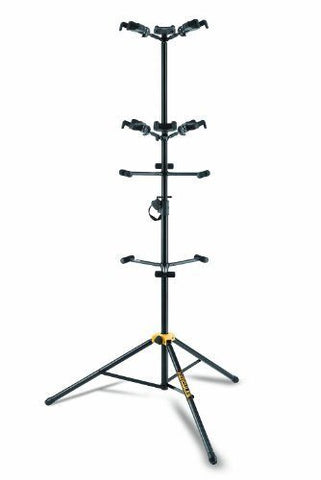 Hercules Stands GS526B Guitar Stand for 6 Guitars - 1to1 Music
