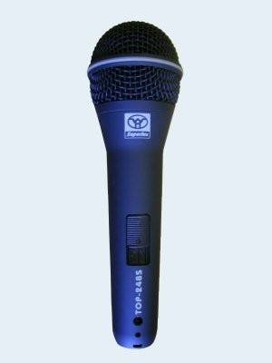 Superlux Vocal Microphone TOP-248S with On/Off Switch - 1to1 Music