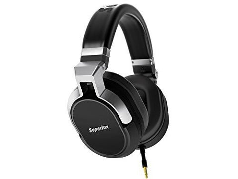 Superlux HD-685 High-Definition Closed-back Studio Headphones - 1to1 Music