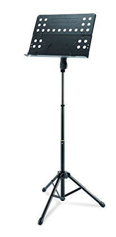 Hercules BS418B Perforated Music Stand with EZ Grip - 1to1 Music