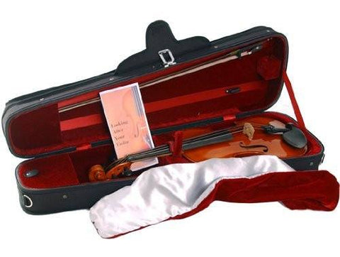 Westbury Violin Outfit VF033 1/2 Size (Set Up) - 1to1 Music