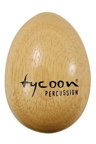 Tycoon Percussion TE-WL Large Egg Shaker Pair - 1to1 Music