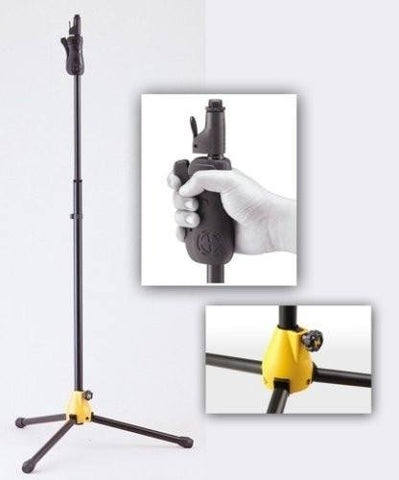 Hercules MS601B Mic Stand - 1to1 Music