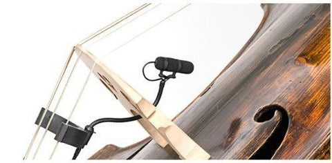 DPA d:vote 4099B Bass Mic With Clip - 1to1 Music