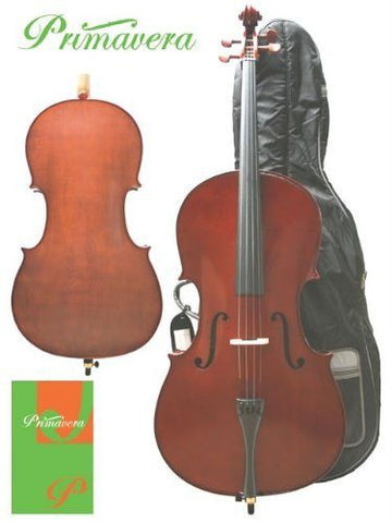 Primavera Prima 90 Student Cello Outfit, SIZE 1/8 - 1to1 Music