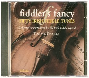 Fiddlers Fancy 50 Irish Fiddle Tunes CD - 1to1 Music