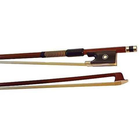 HINDERSINE 1/2 VIOLIN BOW BRAZILWOOD - 1to1 Music